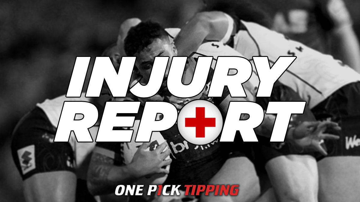 NRL AFL 2020 Season Injury Report
