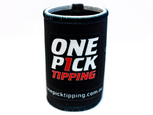 One Pick Tipping Beer Holder