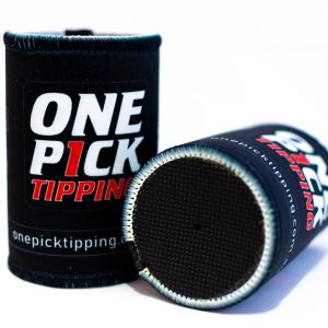 One Pick Tipping Stubby Holder