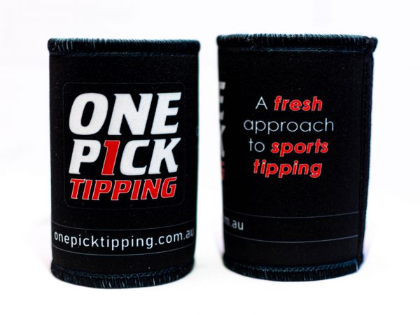 One Pick Tipping Beer Cooler